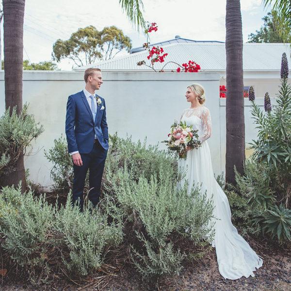 Julie + Ben, Palm Beach Sydney