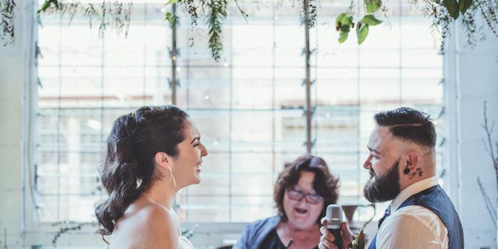Yevonne + Kris, Vieille Branche