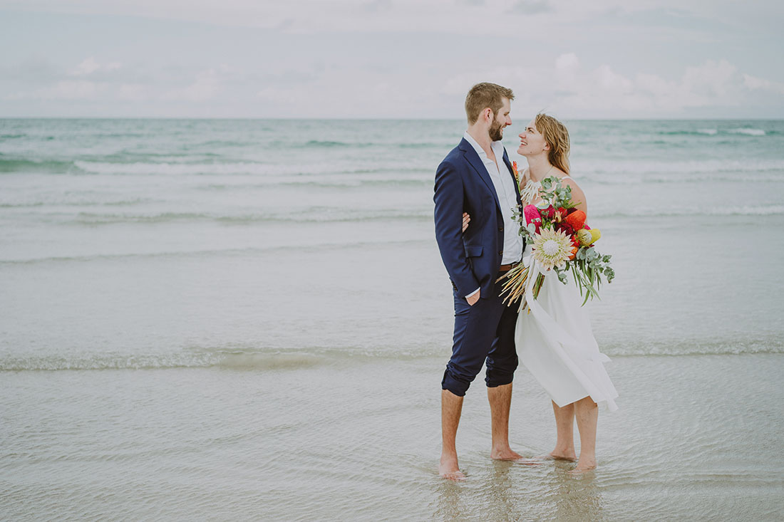 Tash + Nick, Elliot River Foreshore