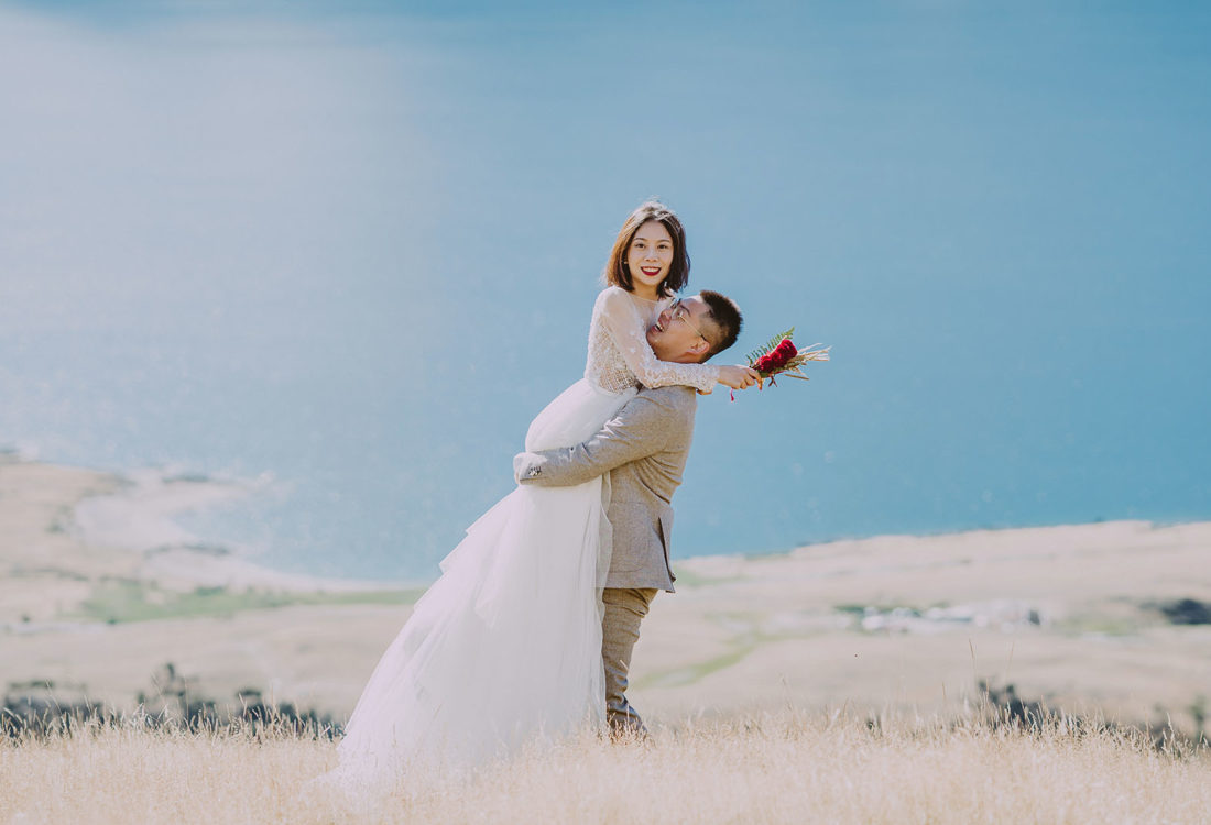 Viga + Eric, NZ Destination Wedding, Wanaka