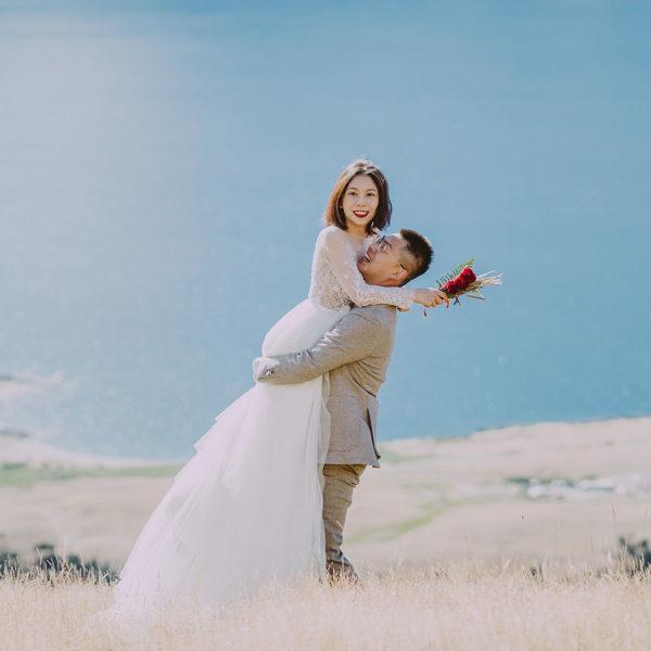 Viga + Eric, NZ Destination Wedding, Wanaka